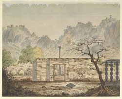 Kondavid-drug near Guntur. 19 February 1804. Signed 'W.R.'